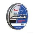 Леска Nano-Soft Winter 0,105мм, 1,2кг, 30м, прозрачная