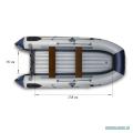 Лодка надувная Флагман 360U