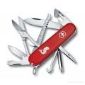 Нож перочинный Victorinox Fisherman (1.4733.72) 91мм 18функций красный карт.коробка