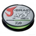 J-Braid X8 150м 0,10мм fluo yellow