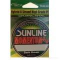 Шнур Sunline Momentum 4*4 d-0.208мм 20lb/8.8кг green 150м