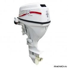 Лодочный мотор 4-х тактный HDX F 15 FWS (белый)