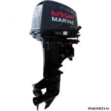 Лодочный мотор 2-х тактный NISSAN MARINE NS 30 HEP