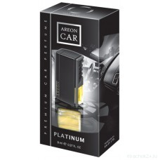 "Ароматизатор ""CAR BOX BLACK STYLE"" PLATINUM, AREON 704-022-MBLP"