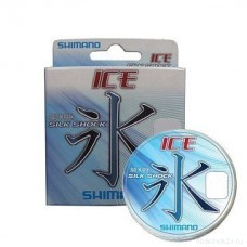 Леска Shimano Ice Silkshock 50mt 0,16 мм.