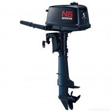 Лодочный мотор 2-х тактный NISSAN MARINE NS 5 B D1