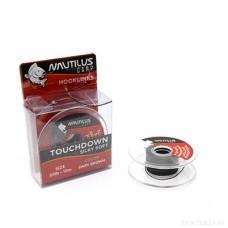 Поводковый материал Nautilus Silky Soft Touchdown 30lb 20м Dark Brown*