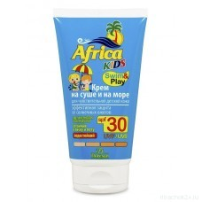Africa kids Крем солнцезащ детск СПФ30 150мл(Флоресан)